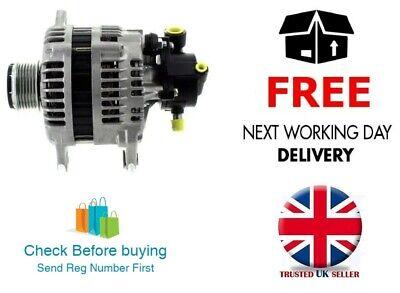 110AMP Alternator For Vauxhall Astra H Mk5 Corsa C Meriva 1.7 CDTI Z17DTL Z17DTH