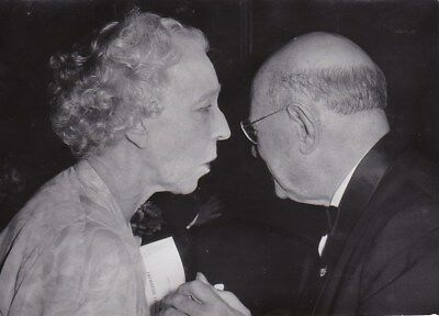 PABLO CASALS cellist original photo at Prades  with Queen Elisabeth of Belgium for sale  Shipping to India