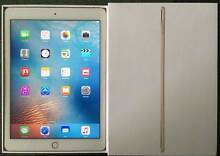 iPad Air 2 64G Gold wif like new in box with leather smart case Rockdale Rockdale Area Preview