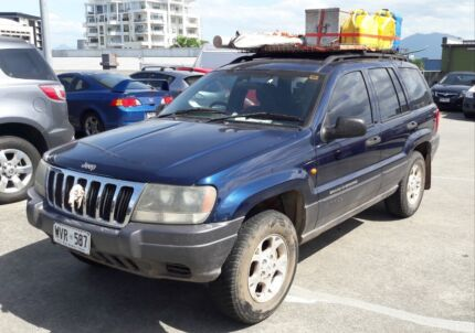 4WD Jeep grand cherokee 228 000km FULLY equiped for camping