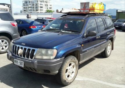 4x4 Jeep Grand Cherokee 228 000km FULLY equiped