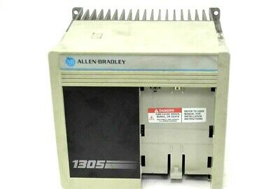 Allen Bradley 1305-ba09a Variable Speed 4.0 Kw 5 Hp Motor Drive Working Drive