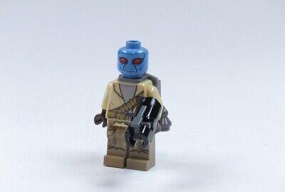 LEGO® STAR WARS™ Figur Duros Alliance Fighter Minifigur Jetpack Blaster sw0689  ()