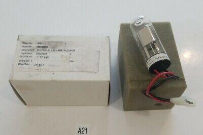 New In Box Perkin Elmer 00470385 Deuterium Arc Lamp Wl24440a Warranty