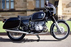 BMW R60/6 Chippendale Inner Sydney Preview