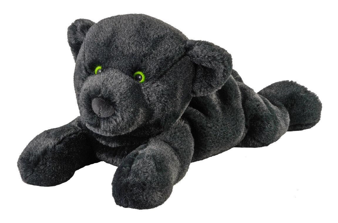 Original Warmies Greenlife Wärmestofftier Wärmekissen Körnerkissen Wärmetier NEU Panther