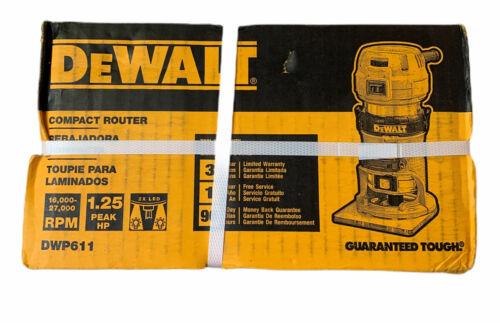Dewalt DWP611 Premium Compact Router