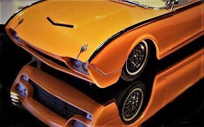 1960s Tbird T bird Thunderbird Ford 1 24 Car Dream Built Vintage 18 Sport Model