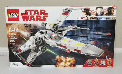Lego 75218 Star Wars X-wing Starfighter BRAND NEW, SEALED, RETIRED SET