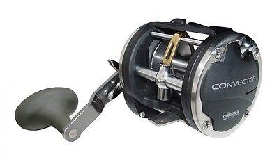 NEW OKUMA CONVECTOR FISHING LEVELWIND TROLLING  REEL CV-55L