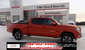 2016 Toyota Tacoma TRD SPORT VERY CLEAN