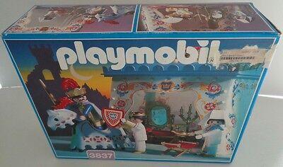 "Rare 1995 Playmobil 3837 ""Medieval Royal Tent"" NEW NRFB NEU MIB NEUF NUEVO"