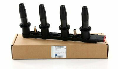 Genuine Vauxhall Opel Ignition Coil Pack Astra Corsa Zafira 1.6 1.8 95517924