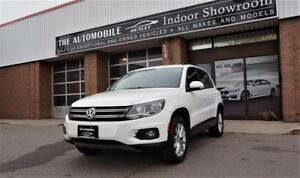 2012 Volkswagen Tiguan AWD PANO ROOF BLUETOOTH NO ACCIDENT