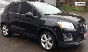 2014 Chevrolet Trax LTZ LEATHER HEATED SEATS SUN/MOON ROOF Clean