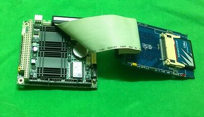 Advantech Pcm-3350 Pc104 Sbc Pcm-3350f W 32m Sdramcf 128m X2 1748