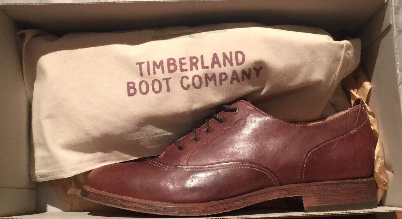 WOMEN'S TIMBERLAND BOOT COMPANY® LUCILLE LACE OXFORD SHOES. SIZE:9 2