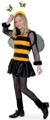 Biene Bienen Bienchen Kinder Karneval Fasching Kostüm 116-164