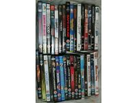 Selling my DVD Collection - 100+ DVDs