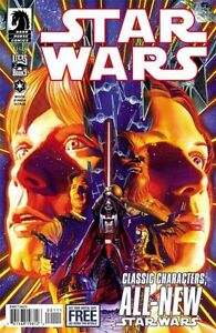 STAR WARS #1 2013 SOLD OUT FIRST PRINT DARK HORSE