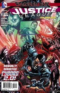 JUSTICE LEAGUE #27 (EVIL) DC NEW 52