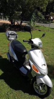 Scooter 50 CC Rego and RWC