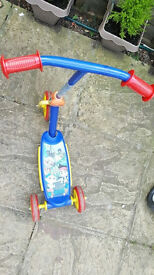 Scooter 3+ for boy