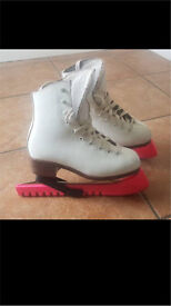 Graf ice skates