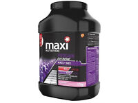 Maxinutrition Progain Extreme Mass + Size, Strawberry- 1.5kg