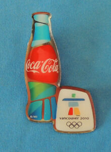 Olympic Vancouver 2010 Collectible pin $1