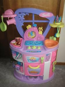 Barbie Talking Kitchen