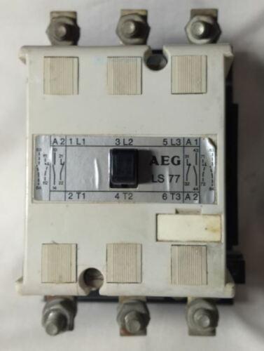 AEG Contactor LS 77  E-Nr 910-337