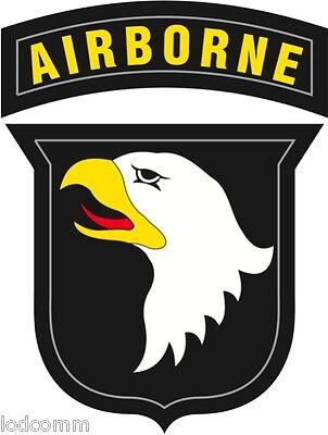 101st airborne army 2 decals vinyl decals stickers for 101st airborne window decals