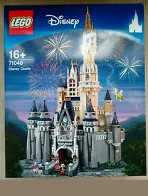 Disney Lego Castle