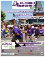 Pull Together for Epilepsy