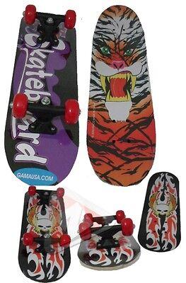 "Funky And Stylish Designs Skateboard Freewheeling Fun 28""and 23"""