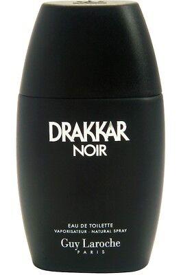 Drakkar Noir by Guy Laroche Men EDT Spray Cologne 1.7oz Unboxed New