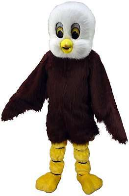 Baby Eagle Professional Quality Lightweight Mascot Costume Adult Size](Baby Eagle Costume)