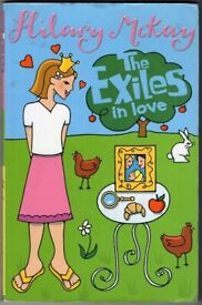 Exiles in Love - Paperback Book - Hilary McKay