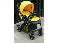 "BABY PUSHCHAIR "" OYSTER"""
