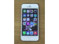 Apple Iphone 5 White EE 16GB