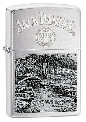 "Zippo ""Jack Daniels-Scenes From Lynchburg #7"" Lighter, 4777 Units, 29179"