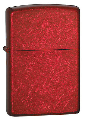 Zippo Windproof Lighter Candy Apple Red, 21063, New In Box