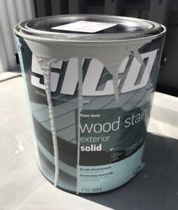 Used solid stain for sale