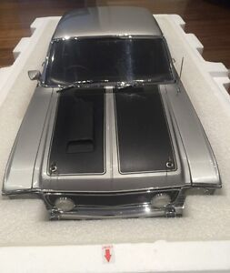 1:8 icon models ford xw gt ho phase 2 silver fox Rockbank Melton Area Preview