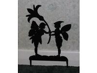 Fairy ornament - flat