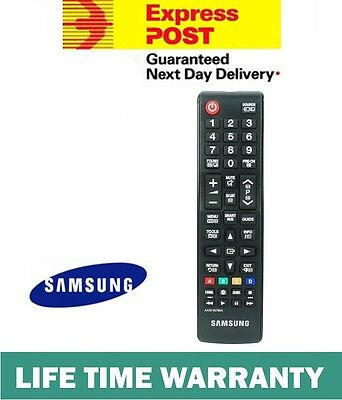 SAMSUNG TV Remote Control AA59-00786A / AA5900786A Genuine Brand New