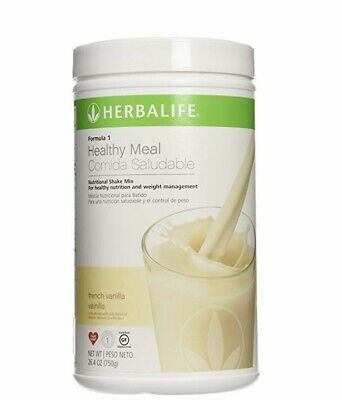 Herbalife Formula 1 French Vanilla Healthy Meal Replacement Shake 750g