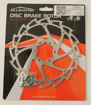 Titanium ALLIGATOR Motion Mountain MTB Road Bike Disc Brake Rotor 180mm 203mm