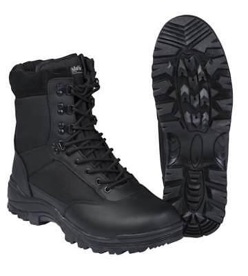 Swat Boots Einsatzstiefel Springerstiefel Sicherheitsdienst Wachschutz  37-50 (Stiefel Swat)